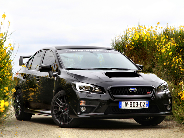 essai vid o subaru wrx sti s 2014 pas pour les fain ants. Black Bedroom Furniture Sets. Home Design Ideas