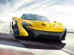 Les McLaren P1 au rappel aux Etats-Unis