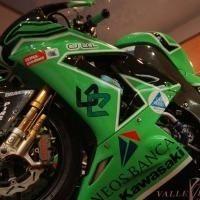 Superbike: Une Kawa pour un Régis toujours aussi vert