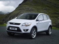 Salon de Francfort : Ford veut marquer le coup écolo avec son SUV Kuga