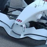Formule 1 - Honda: La RA108 fait son baptême de piste