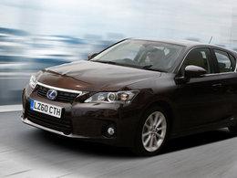 Lexus: une gamme 100% hybride en 2015