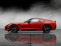 La nouvelle Chevrolet Corvette dans Gran Turismo 5