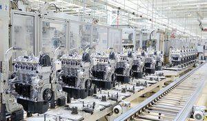 Jaguar réduit fortement sa production