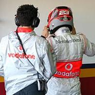 Formule 1 - Test Valence D.3: Heikki domine Lewis