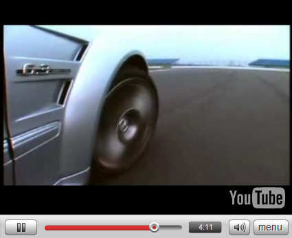 Vidéo : Fifth Gear teste la Mercedes CLK 63 AMG Black Series