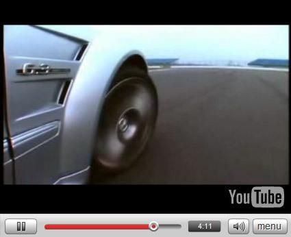Vidéo : Fifth Gear teste la Mercedes CLK 63 AMG Black Series