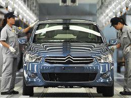 PSA : faible progression des ventes en 2015, la faute au marché chinois