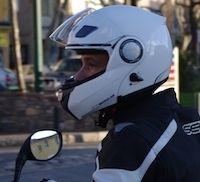 Essai Givi X08 Modular: un casque en pleine forme.