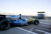 Mauvaise journée pour Renault à Jerez