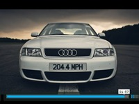 Audi S4 MRC : 329 km/h, record battu !