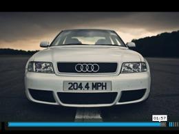 Audi S4 MRC : 329 km/h, record battu !