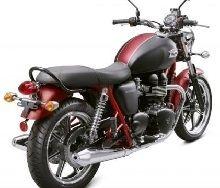 Actualité moto - Triumph: La Bonneville s'encanaille