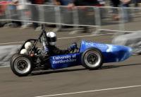 Université d'Hertfordshire : la première voiture de course à hydrogène