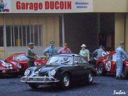 1/43ème - PORSCHE 356A coupé