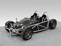 TwinTech V Twin Formula Car: Auto Moto