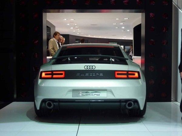 Mondial de Paris 2010 : l'Audi Quattro Concept fait sa promo en vidéo