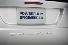 Callaway tourne la molette de sa C16 : 650 ch