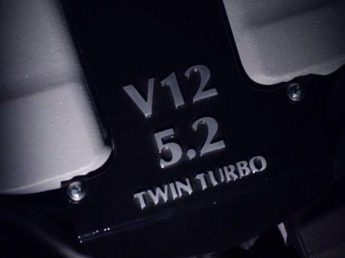 Aston Martin : ce sera un V12 5.2 biturbo