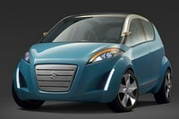 Suzuki Splash Concept : nouvelles photos !