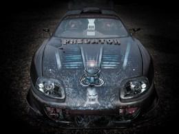 Saucisse du vendredi : Toyota Supra Predator