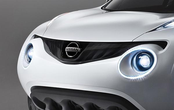 (J'aime du jour) Le regard du Nissan Qazana
