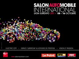 Agenda - Salon automobile de Lyon : il ouvre le 8 octobre