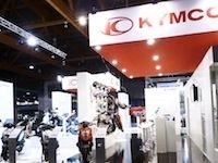 Salon 2011 auto-moto de Bruxelles: Kymco présentera sa nouvelle gamme.