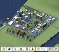 Chevron : le jeu Energyville pour vous amuser à gérer l'énergie de votre ville !