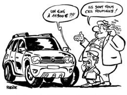 L'automobile, pas si chère !