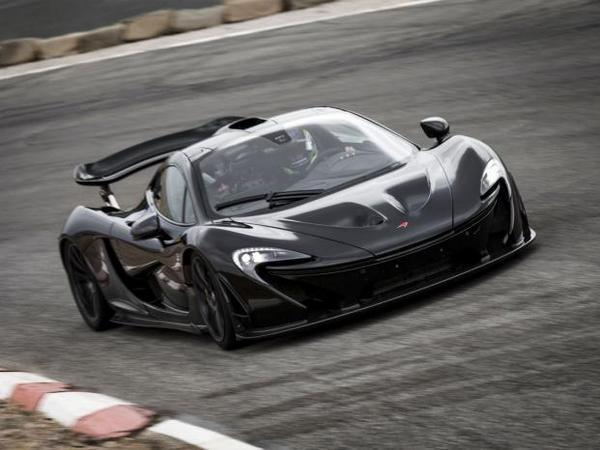 McLaren évoque déjà une remplaçante pour la P1