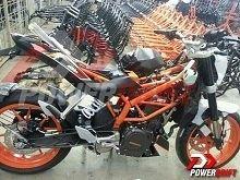 Actualité moto - KTM: Les Duke 390 se préparent à passer à l'offensive