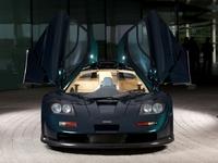 McLaren fait le show à l'exposition Dream Car for Wishes de Bruxelles