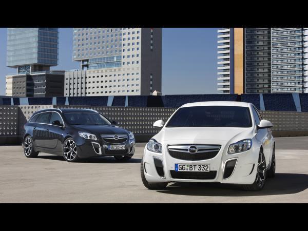 [vidéo] L'Opel Insignia OPC se lance sur le Nürburgring