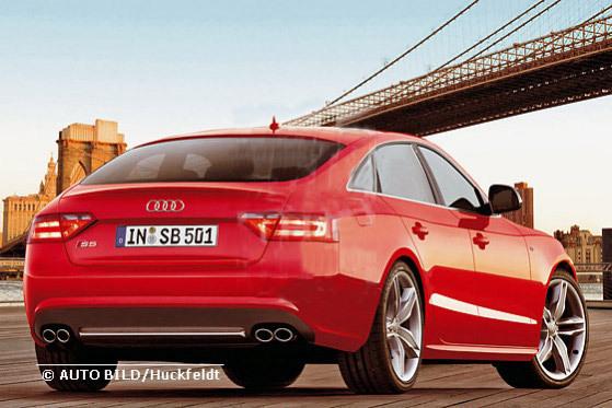 Future Audi A5 Sportback : la cinquième porte