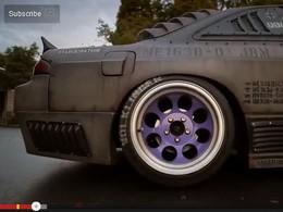 Vidéo : Nissan silvia S14 Military, du tuning pour les têtes brûlées