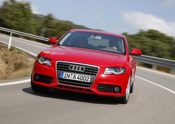 Audi A4 et A5 : déjà de nouveaux moteurs