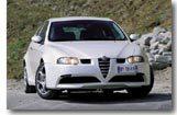Alfa Romeo 147 GTA : 250 ch aux roues avant !