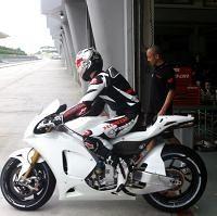 Moto GP - Honda: Du rêve à la Rea...lité pour Johnny