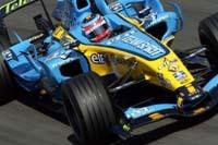 Le Team Renault change de position