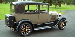 Ford Model A 1929 : 250 ch ! (Ajout Vidéo)