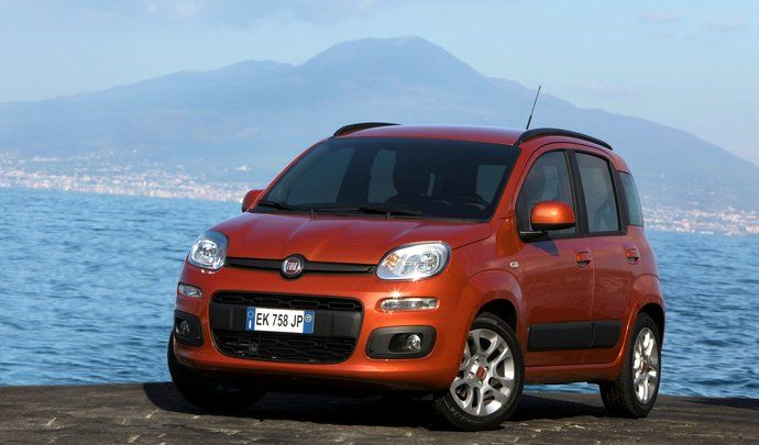 fiat panda avis the fiat car. Black Bedroom Furniture Sets. Home Design Ideas