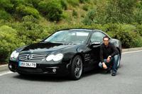 Souvenir de passionné: virée en SL 65 AMG