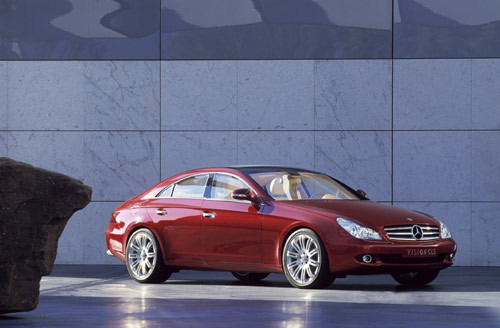Mercedes va produire la Vision CSL