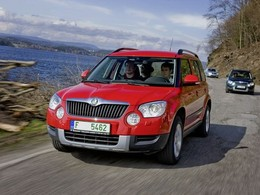 Skoda aura son SUV 7 places