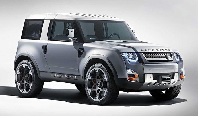 Un petit Land Rover Defender à venir ?