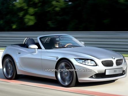 Futures BMW Z2 et Z2M: rendez-vous en 2015