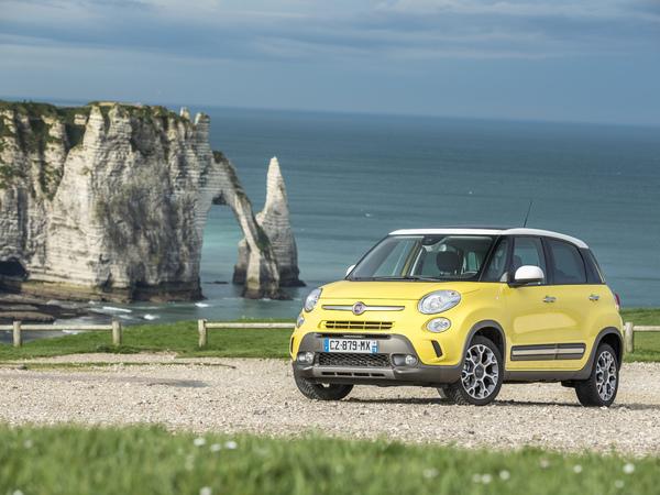 Fiat 500L: deux nouveaux moteurs essence et Diesel de 120 ch