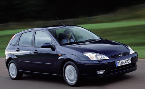 Ford Focus Sport : 22 300 euros