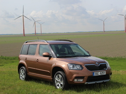 skoda yeti tous les mod les et generations de skoda yeti. Black Bedroom Furniture Sets. Home Design Ideas